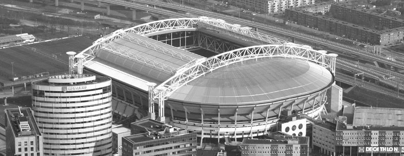 Johan Cruijff Arena te Amsterdam