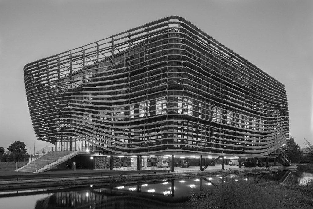 Watercampus te Leeuwarden