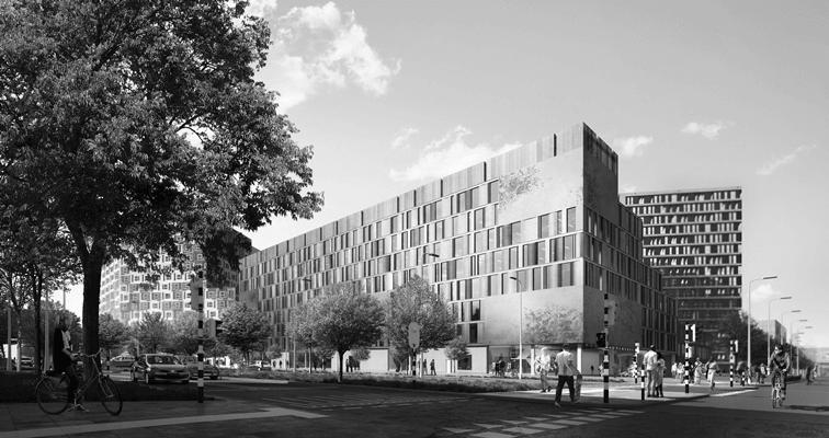 Hogeschool te Utrecht (Strukton)